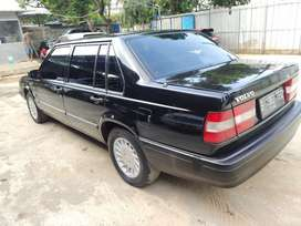 Volvo 960 th 1995 AT siap pakai mobil mulus nodandan &PR pajak off2th