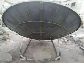 8ft dish iron for sale