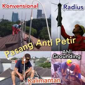 Toko. Ahli Pasang Penangkal Petir Wilayah Kalimantan Timur