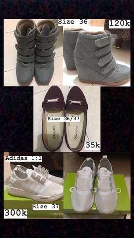 Preloved sepatu 35k