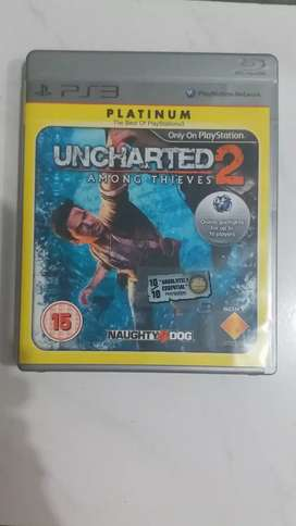 CUCI GUDANG Kaset game PS3 Uncharted 2
