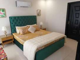 Per Day Fully Furnished Apartment Available For Rent Bahria Town L