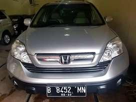 Honda CRV 2.4 automatic tahun 2008