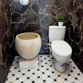 bak mandi Terazo dundung blong natural