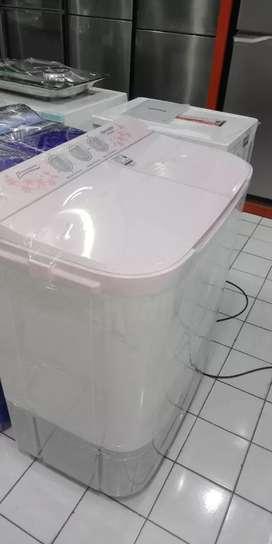 Mesin cuci sharp 8kg