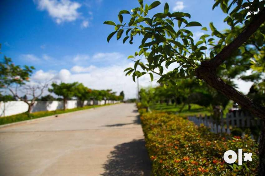 Residential Gated Plots Sunny Vistaa Hosur Bagalur Road-HNTDA Approved 0
