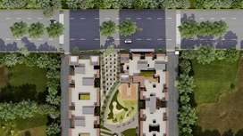 23lacs 2bhk at naroda from arvind aavishkaar