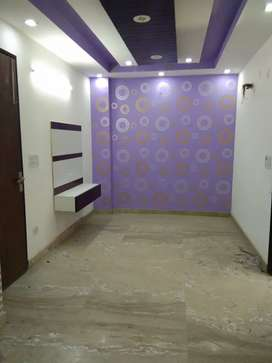 Excellent 1 BH.K  flat near to  metro station with 90% home loan
