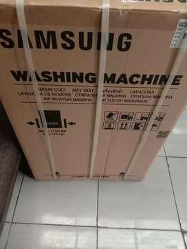 Mesin cuci satu tabung atas samsung +- 7kg