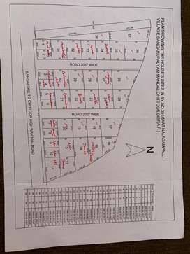 NH4 Chittoor Road side Plot available
