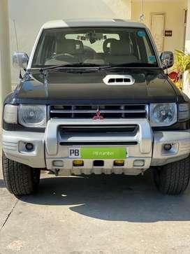 Pajero SFX Dec 2008 PB number maintained passionately