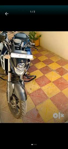 Fz v3 for sell new bike