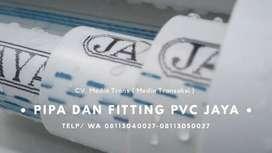 Pipa PVC Distributor Spesialist