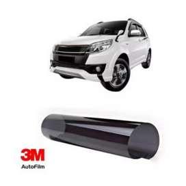 Kaca film 3M solusi tepat untuk mobil anda biar adem