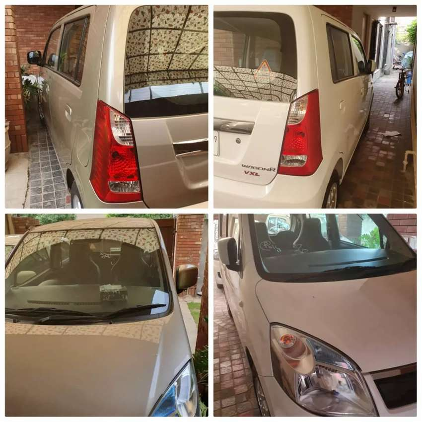 WagonR 2019 Available for Rent Rent A car 0