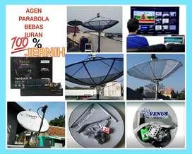 jual pasang baru parabola dan antena TV digital bergaransi