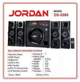 Jordan 4.1 home theater