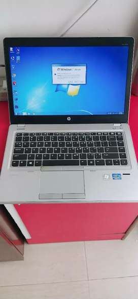 HP i5 slim laptop 4/500 3rd generation
