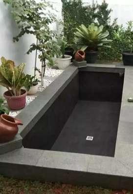 Pembuatan kolam mininmalis dll,jasa pembuatan kolam profesional