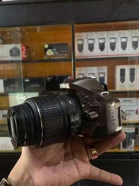 Kamera Nikon D5200 seken