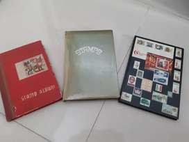 Perangko seri Soekarno dan perangko lainnya