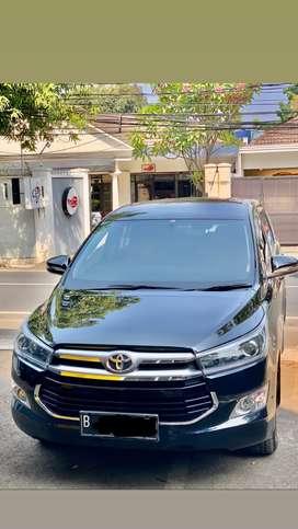 Toyota Kijang Innova 2,4 V Diesel 2018 Low KM