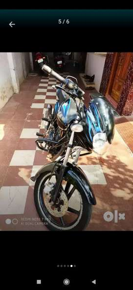 Good condition bike all documents clear