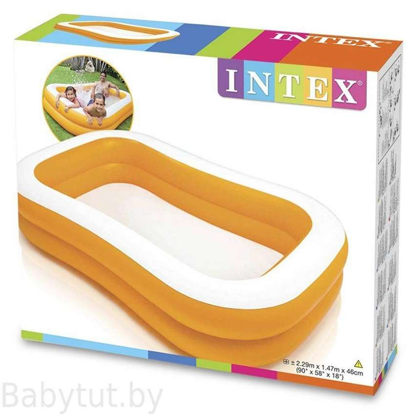 INTEX – FAMILY POOL – 57181