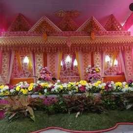 Anemone Dekorasi pelaminan pengantin