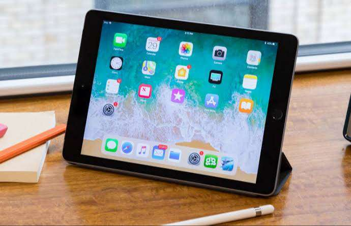 kredit iPad 7 32gb 2019  wifi proses mudah dan cepat DP ringan 0