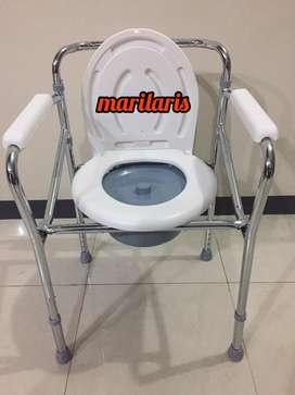 Kursi BAB  Gea FS894 Tanpa Roda BARU dan Murahhh
