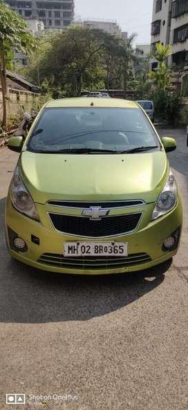 Chevrolet Beat LS, 2011, Petrol