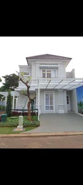 Rumah 2lt bagus di Cluster di Gading Serpong