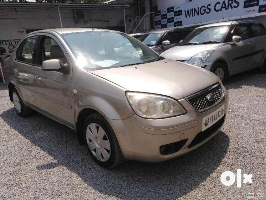 Ford Fiesta ZXi 1.4, 2006, Petrol 0