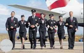 Cabin crew and ground staff