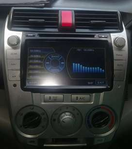 Honda City LED Penal with Sound System
