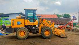 Wheel Loader Power Strong For you! Strong seperti namanya di Papua