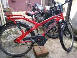 Hercules brut + bycycle