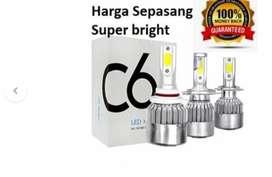 Lampu LED Foglamp Lamu Utama C6