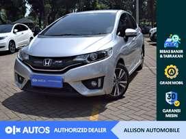 [OLX Autos] Honda Jazz 2015 1.5 RS A/T Silver Bensin #Allison