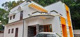12 cent , 2100 sqft house near pothencode junction