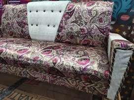 5 seater sofa set.