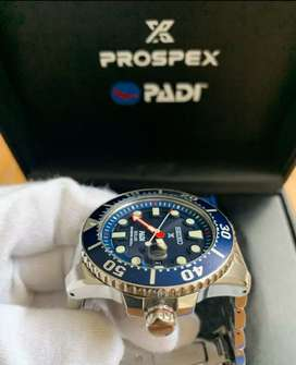 Seiko padi limited edition with big box, warranty card and paper