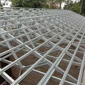 Terima jasa pasang atap baja ringan harga bersaing dan terjangkau