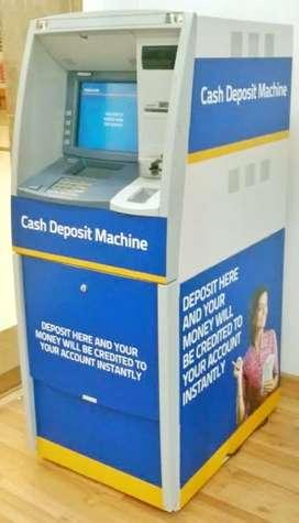 ATM and CDM Machine franchise