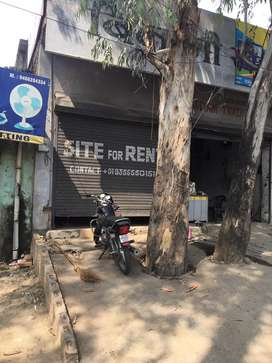 Shop availabe for rent. On ambala road opposite police line jagadhri