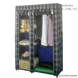 Portable Non-woven fabric Wardrobe, A creation that suits your Home,