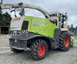 CLAAS JAGUAR 850 SILAGE HARVESTER MACHINE 2005