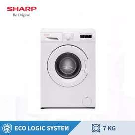 BARU TIBAA!! New Mesin cuci Low Watt SHARP 7Kg #New Model