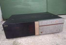 Tape Deck Akai HX-M5 Japan